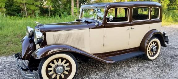 1932 Dodge DK Eight