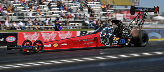 Don Schumacher Racing Looks to Extend Dodge Charger Funny Car Win Streak at NHRA Gatornationals