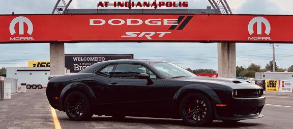 Rambunctious Dodge Challenger SRT<sup>&reg;</sup> Hellcat Redeye
