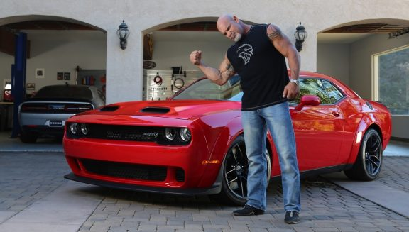 CarCast: Did Goldberg Make Changes To His Dodge Collection?