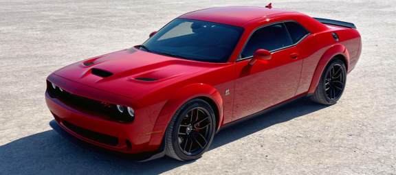 2020 Dodge Challenger R/T Scat Pack Widebody