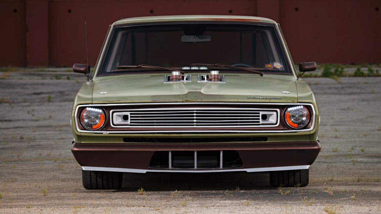 1969 Plymouth Resto Mod