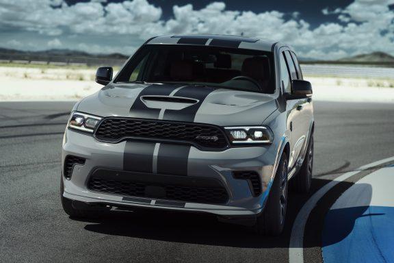 2021 Durango SRT Hellcat