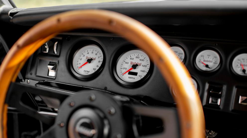 1968 Dodge Charger Restomod