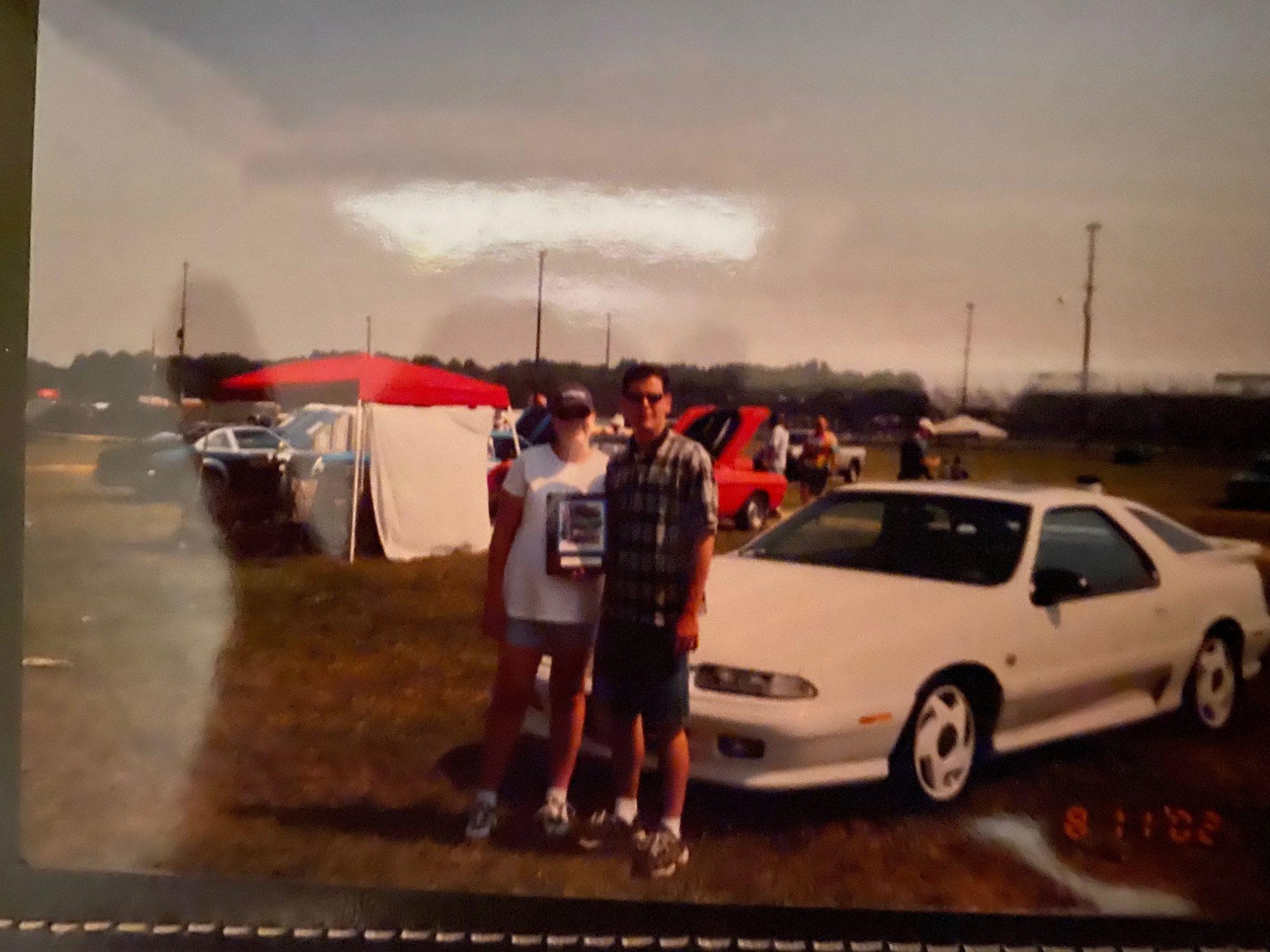 1 of 200 1992 Dodge Daytona IROC R/T at Mopar Nationals