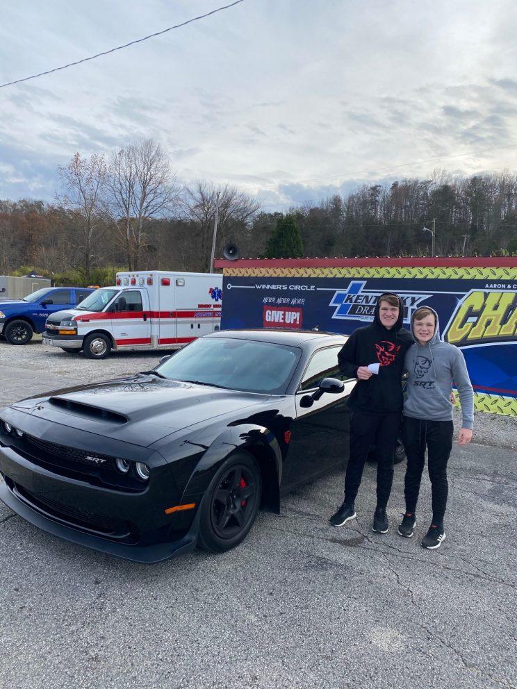 2018 Dodge Challenger SRT Demon #128