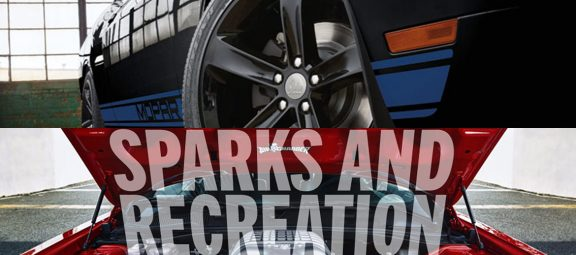 Sparks and recreation