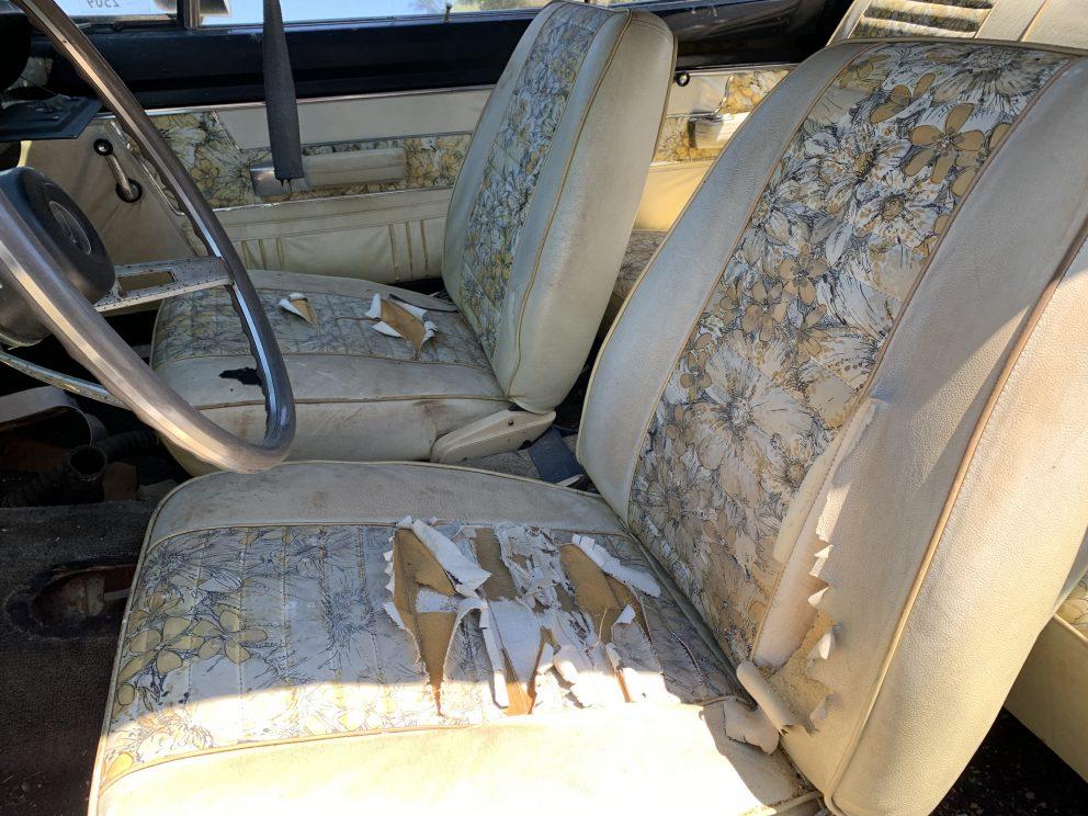 Millenial Mopar Owner - Interior Driver's Side