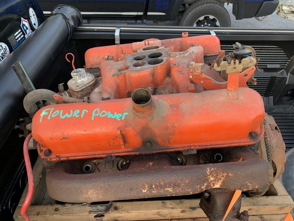 Millenial Mopar Owner - Engine parts