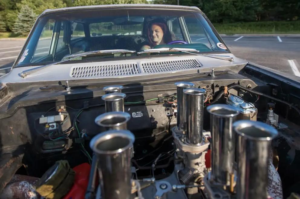 1963 440 Dodge station wagon