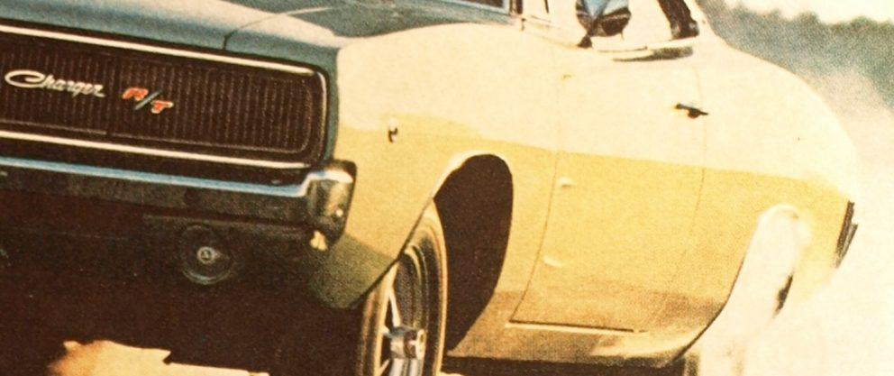 Door scalops on 1968 Charger R/T
