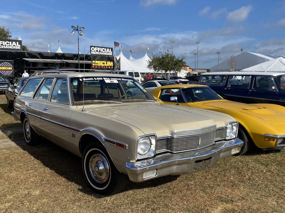 1976 Dodge Aspen Wagon