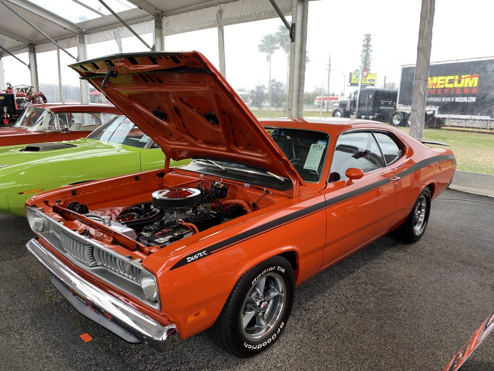 1971 Plymouth Duster Resto Mod