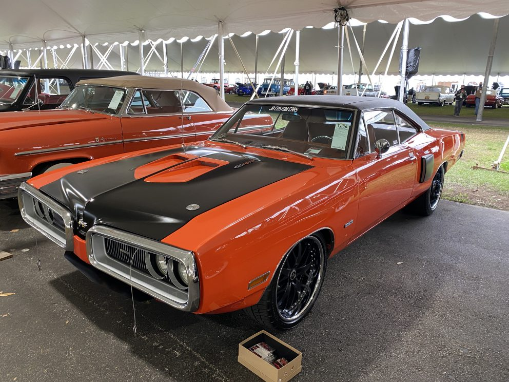 1970 Dodge Coronet Resto Mod