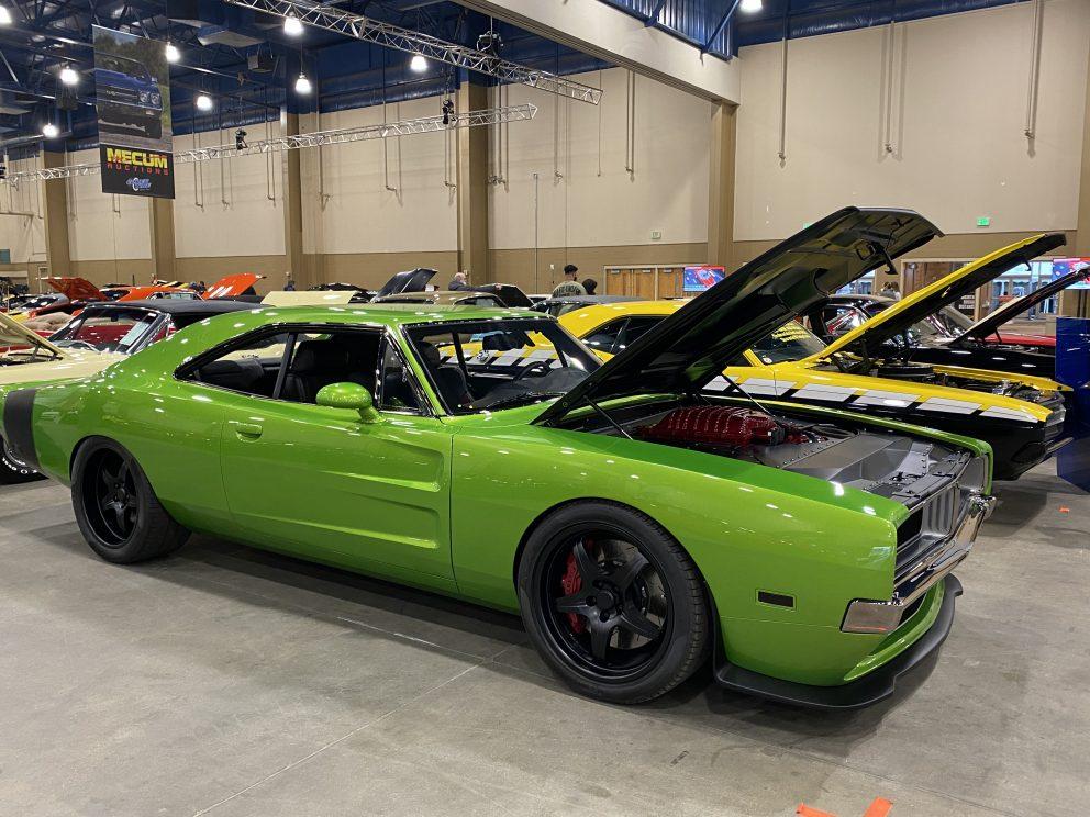 1969 Dodge Charger Resto Mod