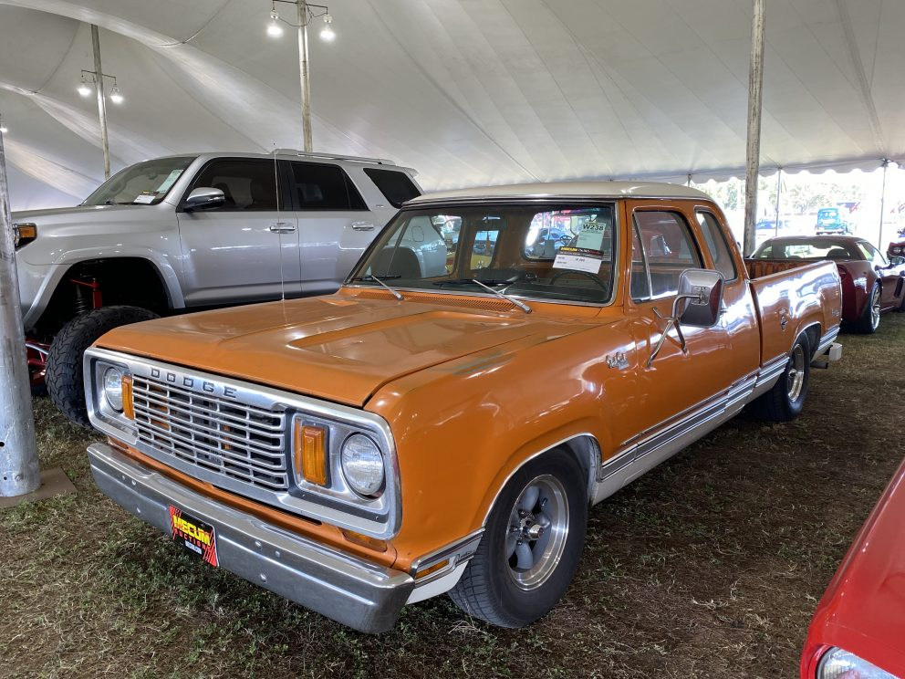1975 Dodge Adventurer Sport
