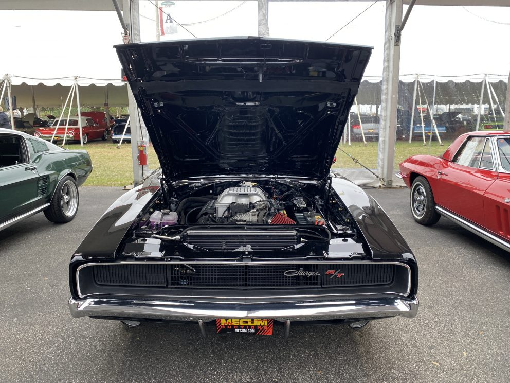 1968 Dodge Charger R/T Resto Mod