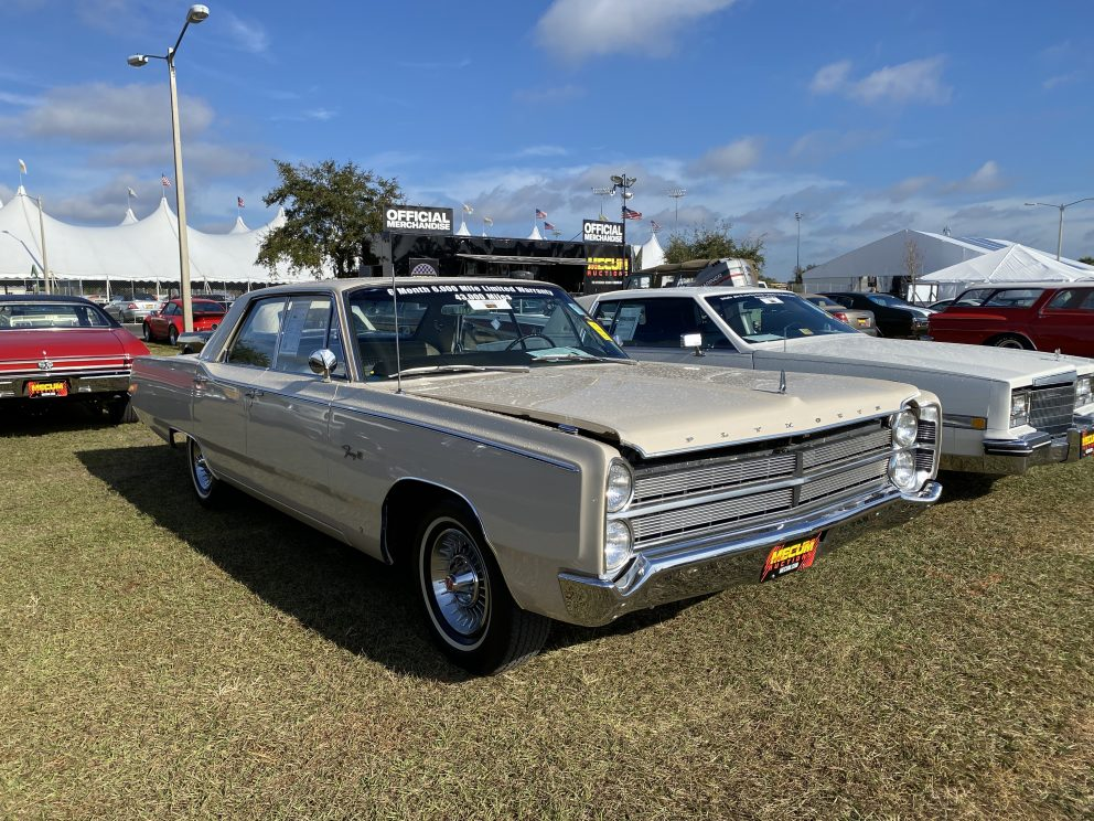 1967 Plymouth Fury III Sedan