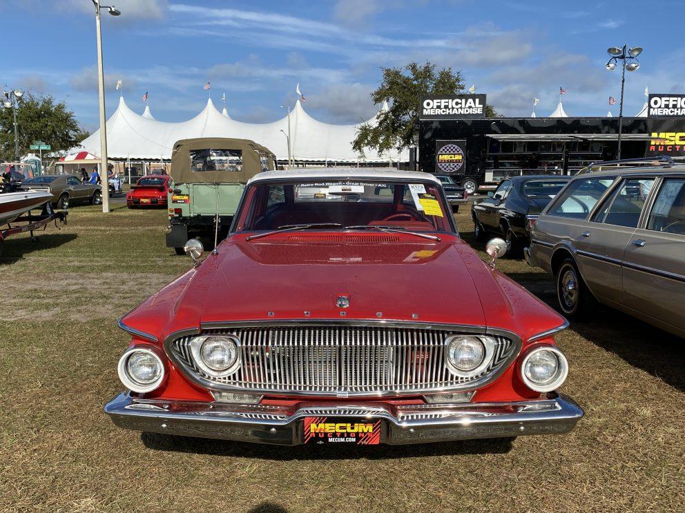 1962 Dodge Dart 300 Wagon