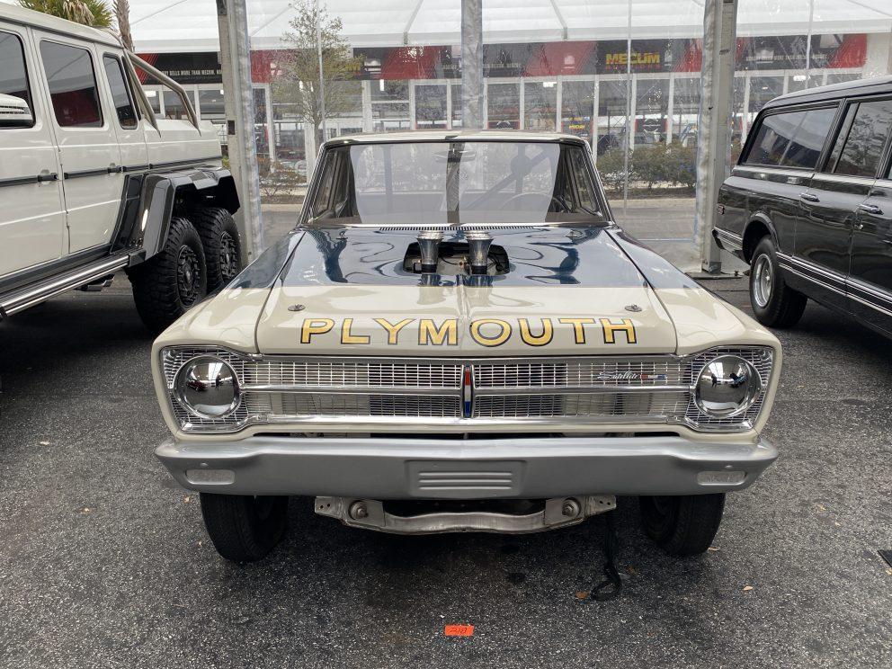 1965 Plymouth Belvedere A/FX Haulin HEMI II