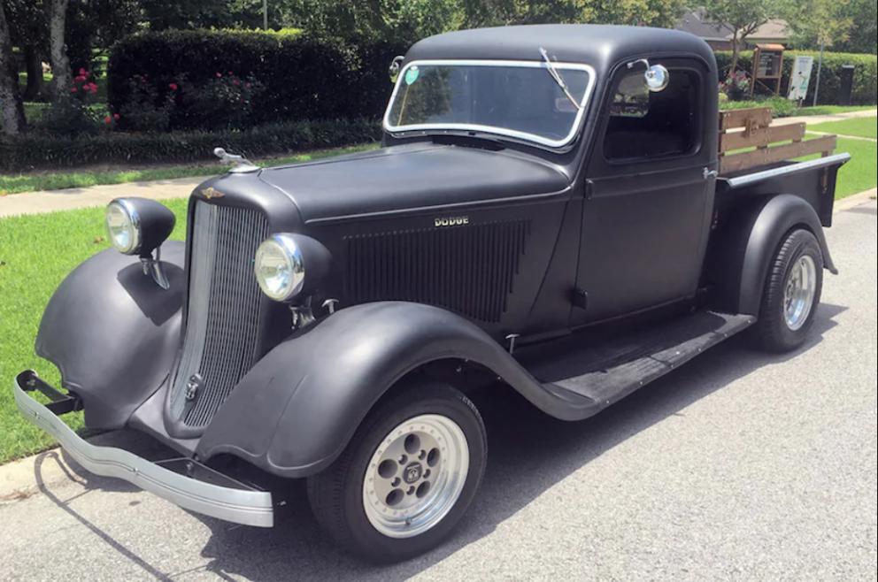 1935 Dodge Second Series Pickup