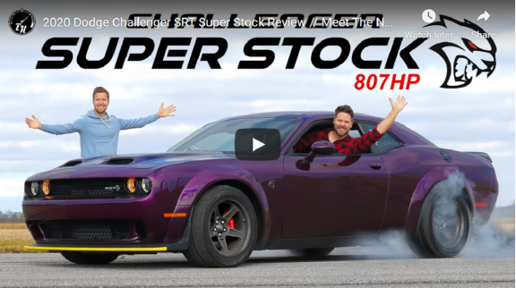 Challenger Super Stock
