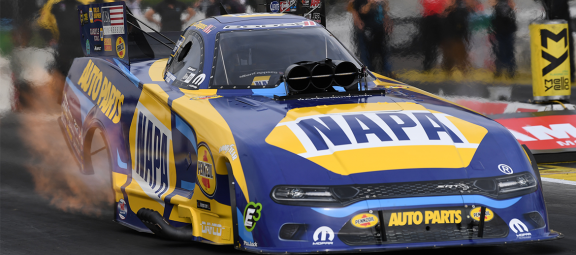NAPA Auto Parts funny car