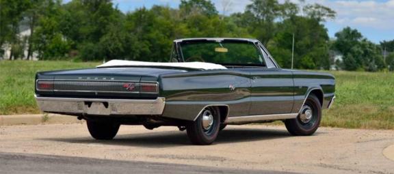 1967 Dodge Coronet R/T Convertible