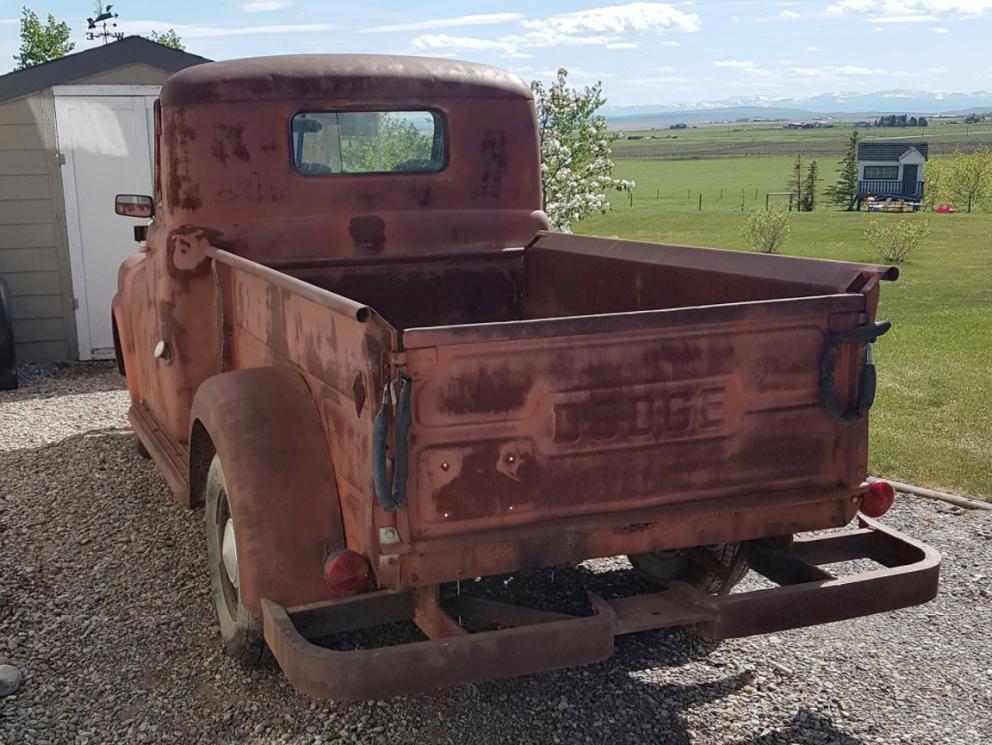 1951 Dodge B-2-B pickup