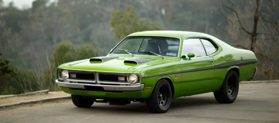1971 Dodge Dart Demon