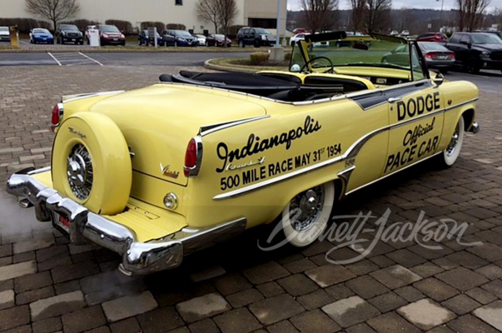 1954 Dodge Royal 500 Pace Car Convertible