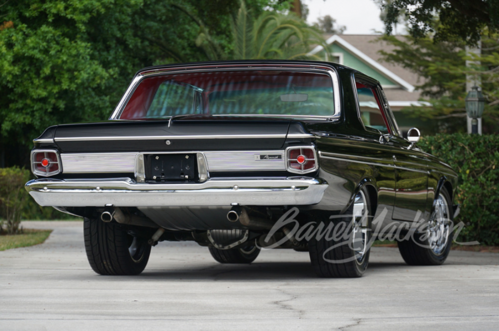 1963 Plymouth Fury Custom Hardtop