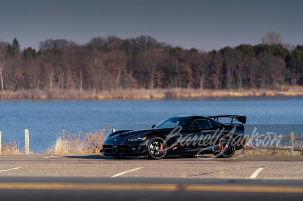 2010 Dodge Viper VOODOO Edition