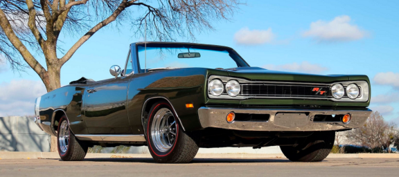 Mecum Glendale Has R/T Vehicles Covered