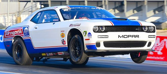 2021 Dodge Challenger Drag Pak
