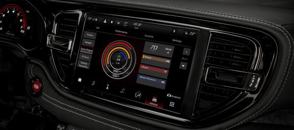Vehicle dashboard