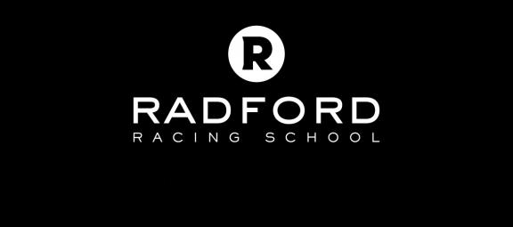 radford racing school logo