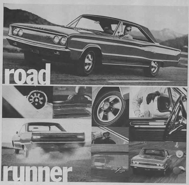 1967 Coronet Advertisement
