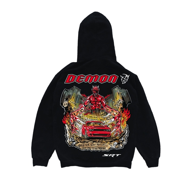 Demon sweatshirt
