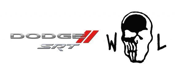 Dodge SRT & Warren Lotas logos