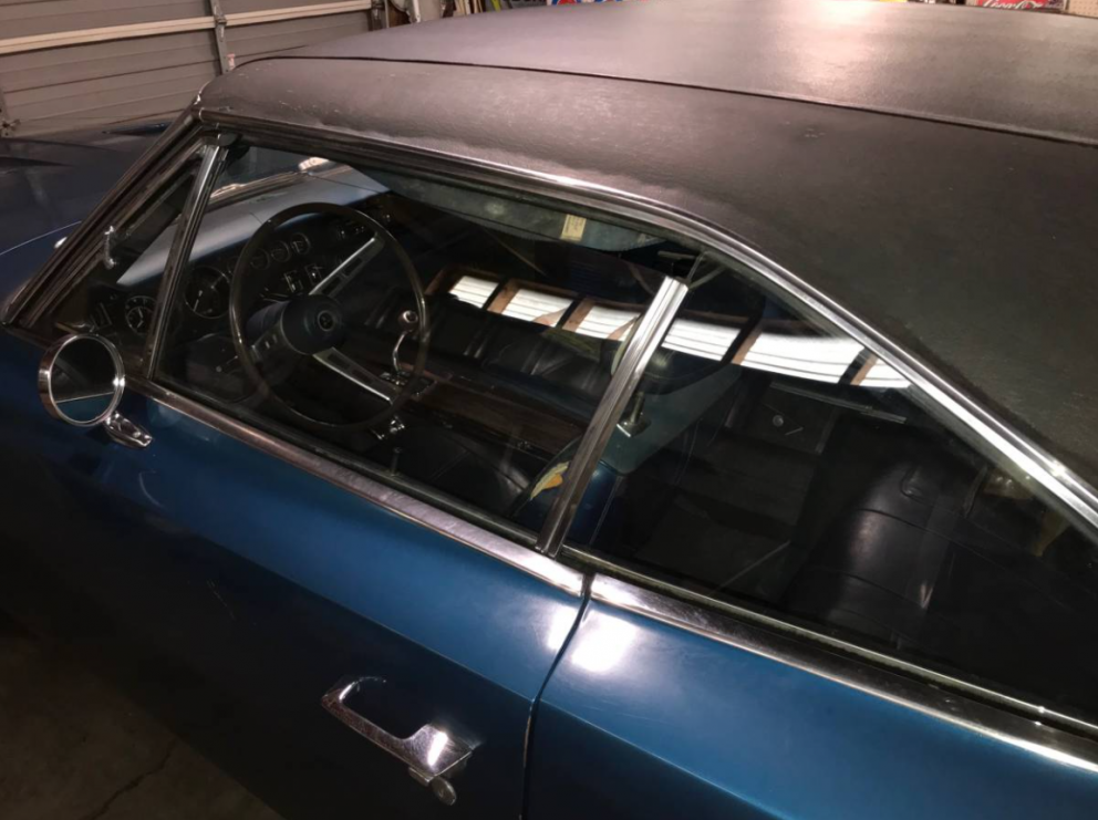 1969 Dodge Charger driver's side