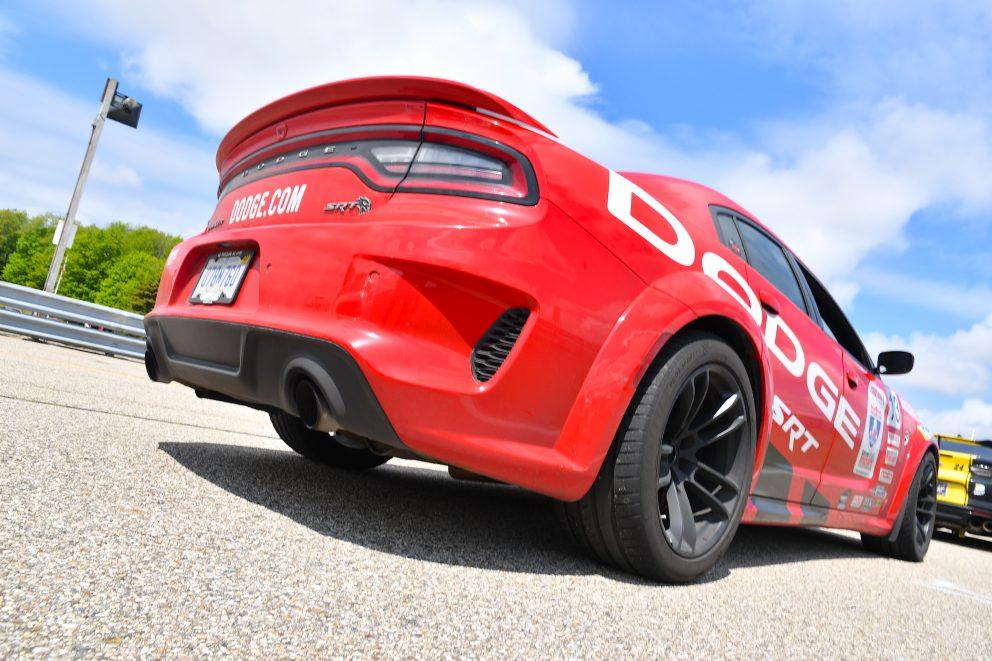 2021 Charger SRT Hellcat Redeye Widebody One Lap of America Car