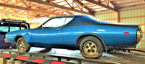 1971 Dodge Charger Super Bee Six-Pack 440