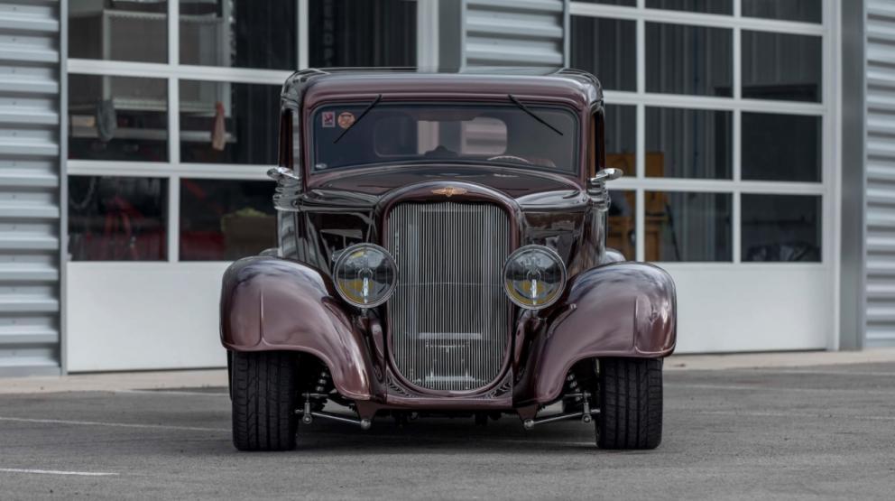 1933 Dodge Sedan Street Rod
