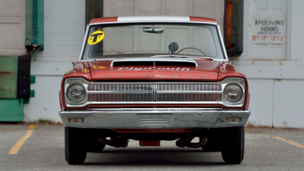 1965 Plymouth Belvedere A990 Lightweight