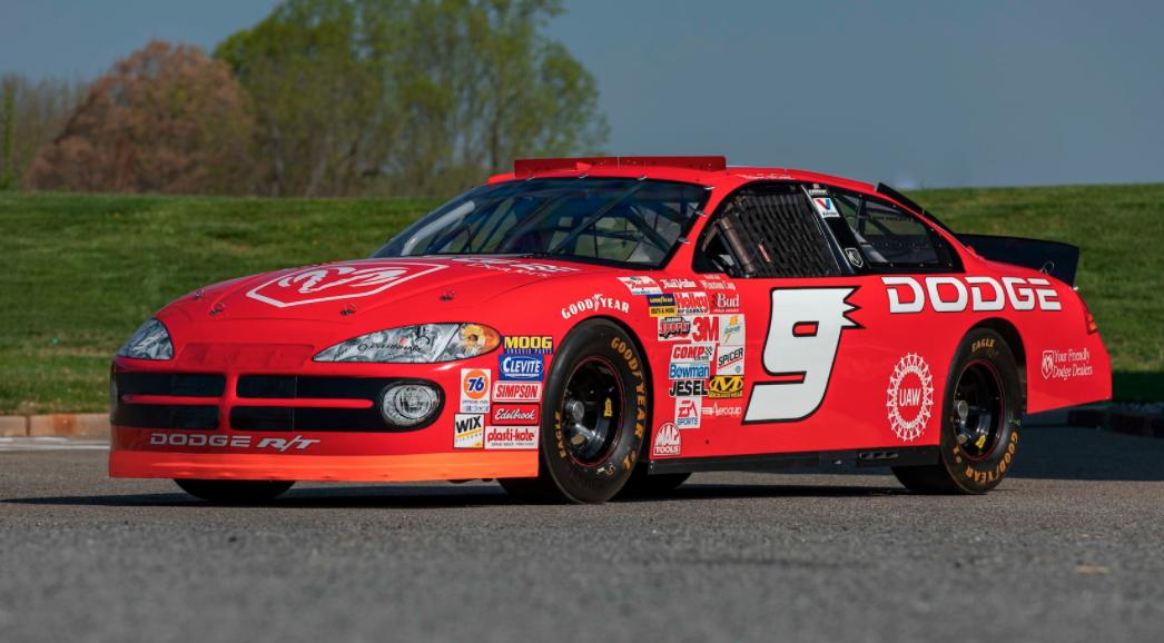2001 Dodge Intrepid Race Car