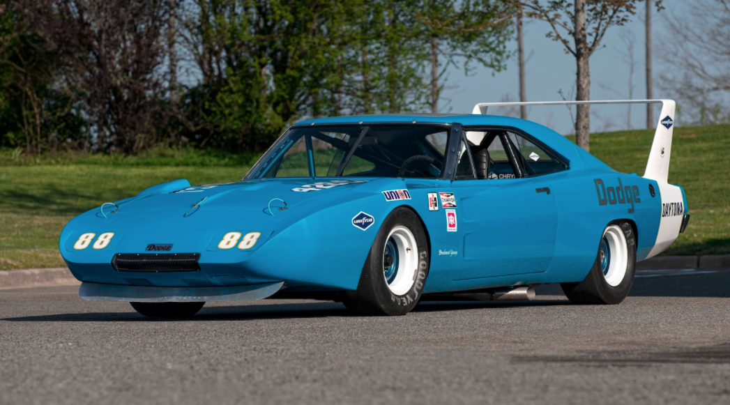 1969 Dodge HEMI Daytona Race Car