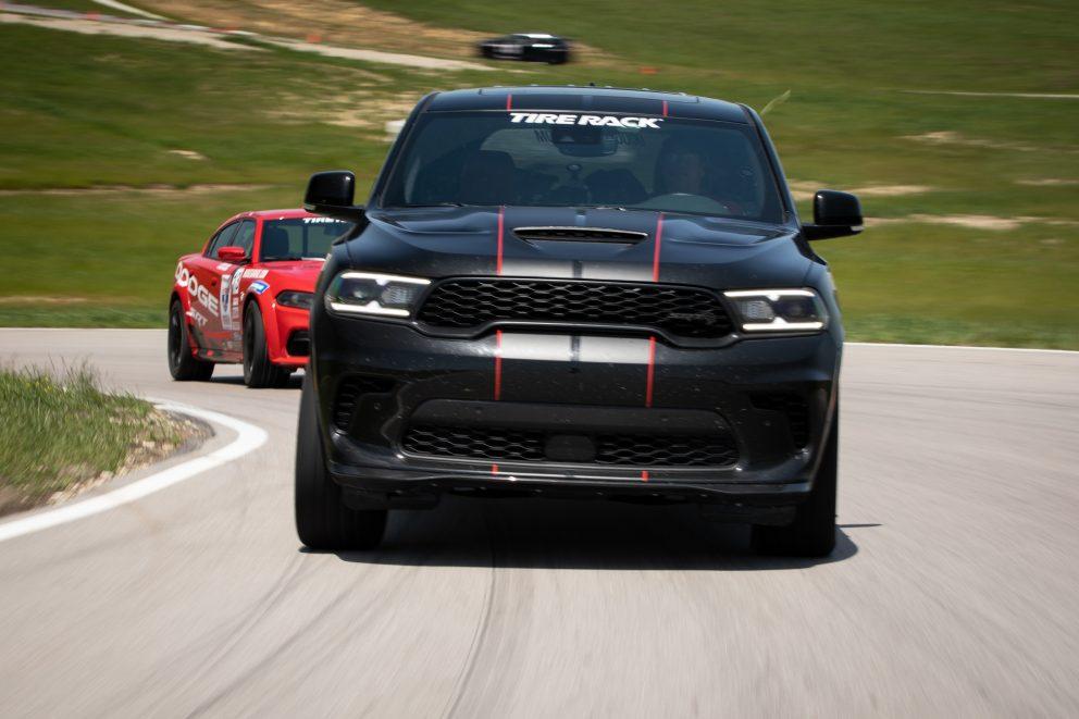 Dodge Durango SRT Hellcat and Dodge Charger SRT Hellcat Redeye