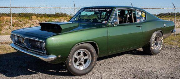 1968 Nostalgia Super Stock Plymouth Barracuda