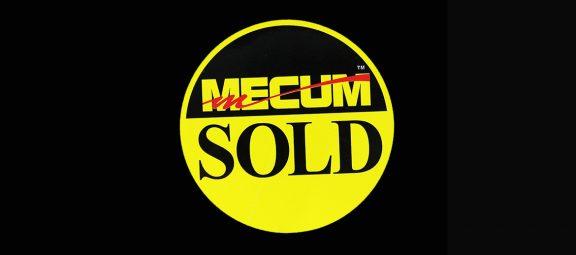 Mecum Auctions sold logo